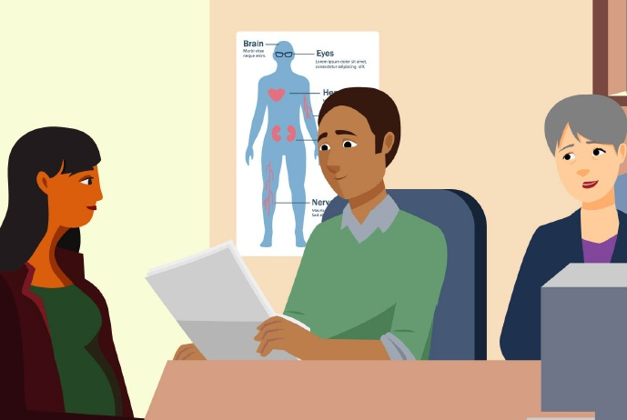 Animations bring patient data to life