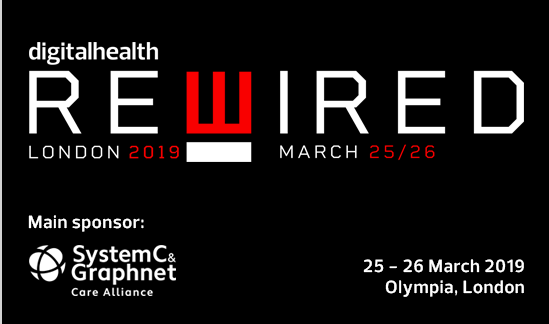 Sign up for our session at Digital Health Rewired